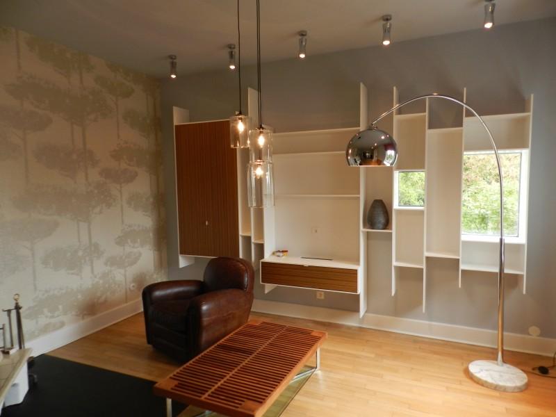 Rénovation d'un salon / salle à manger